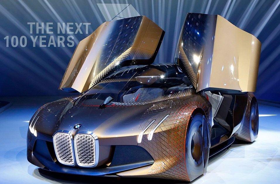 BMW bombayı patlattı! İşte geleceğin tasarımı 1