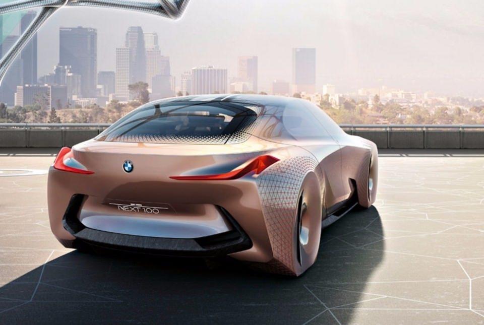 BMW bombayı patlattı! İşte geleceğin tasarımı 11
