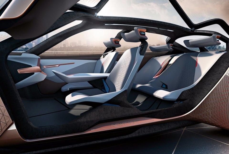 BMW bombayı patlattı! İşte geleceğin tasarımı 13