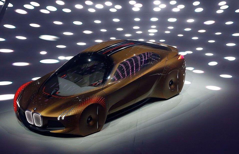 BMW bombayı patlattı! İşte geleceğin tasarımı 2