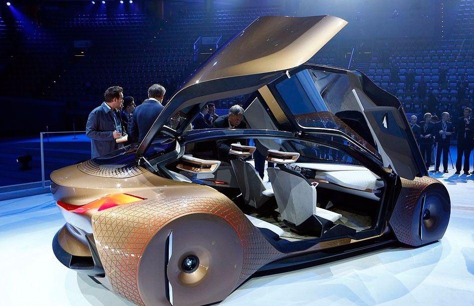BMW bombayı patlattı! İşte geleceğin tasarımı 3