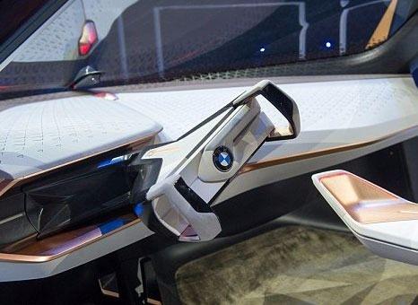 BMW bombayı patlattı! İşte geleceğin tasarımı 4