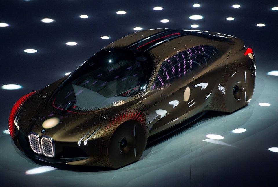 BMW bombayı patlattı! İşte geleceğin tasarımı 5
