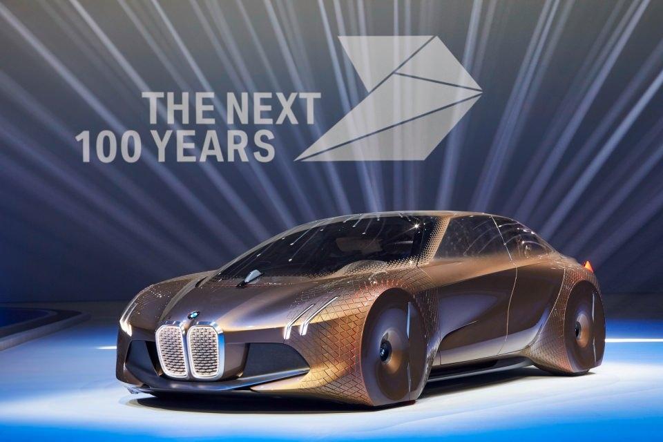 BMW bombayı patlattı! İşte geleceğin tasarımı 6
