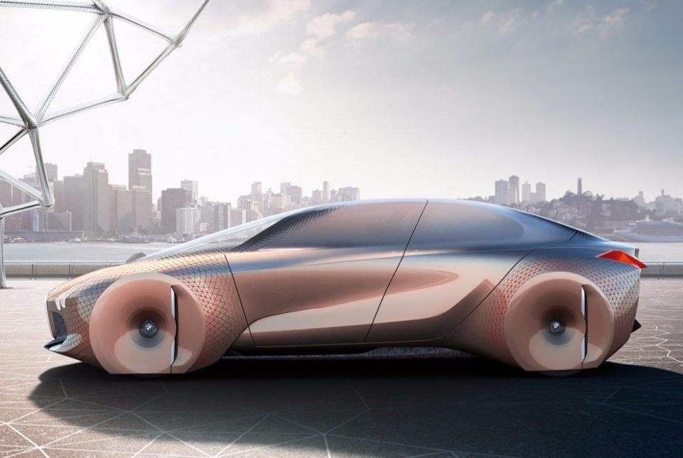BMW bombayı patlattı! İşte geleceğin tasarımı 9
