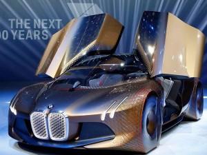 BMW bombayı patlattı! İşte geleceğin tasarımı
