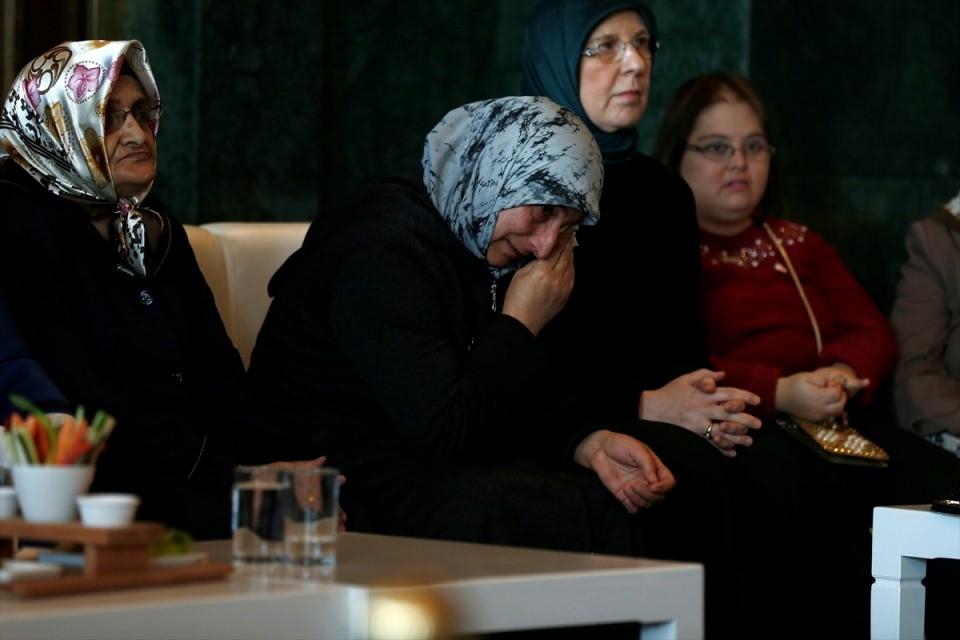Erdoğan'dan 'Dünya Kadınlar Günü' resepsiyonu 14