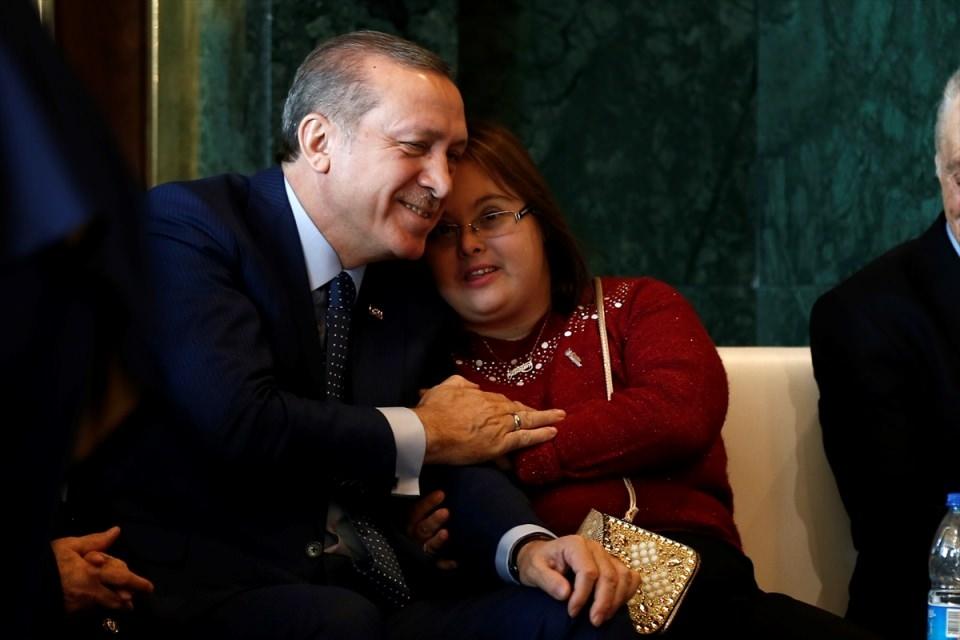 Erdoğan'dan 'Dünya Kadınlar Günü' resepsiyonu 15