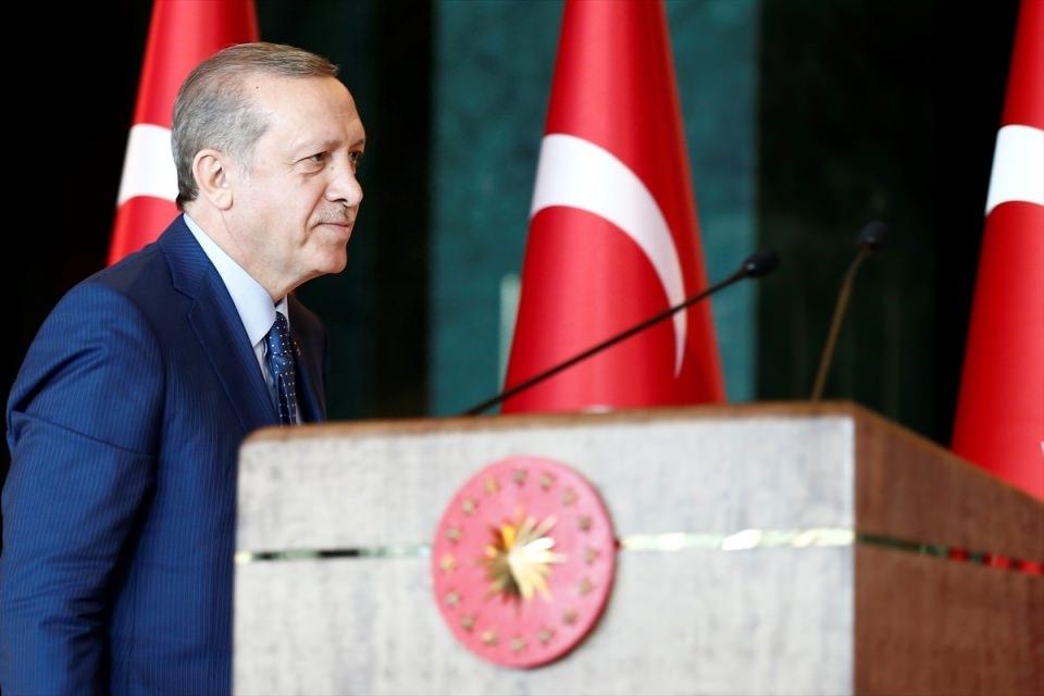 Erdoğan'dan 'Dünya Kadınlar Günü' resepsiyonu 16