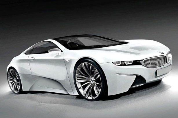 BMW'nin yeni harikası 12