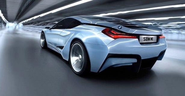 BMW'nin yeni harikası 16