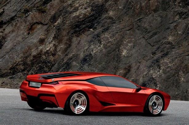BMW'nin yeni harikası 4
