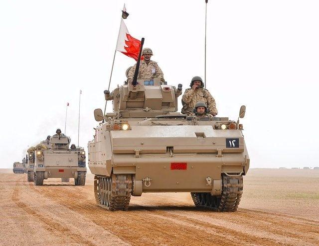 İslam Ordusu'nun tatbikat görüntüleri 1