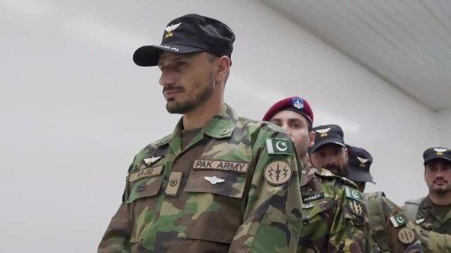 İslam Ordusu'nun tatbikat görüntüleri 11