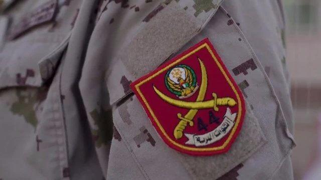 İslam Ordusu'nun tatbikat görüntüleri 13