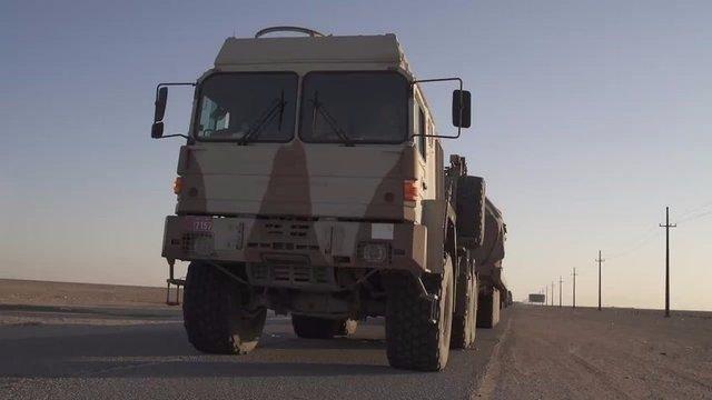 İslam Ordusu'nun tatbikat görüntüleri 14