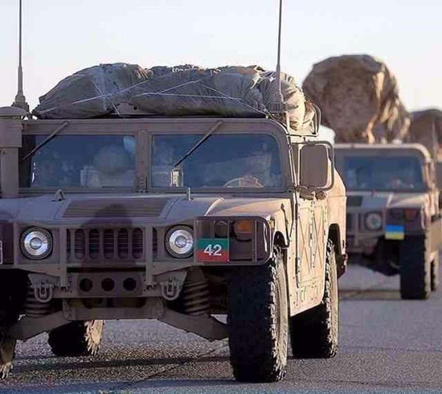 İslam Ordusu'nun tatbikat görüntüleri 15