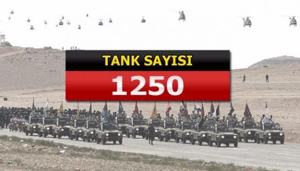 İslam Ordusu'nun tatbikat görüntüleri 177