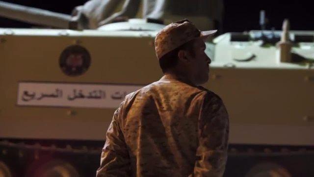 İslam Ordusu'nun tatbikat görüntüleri 19