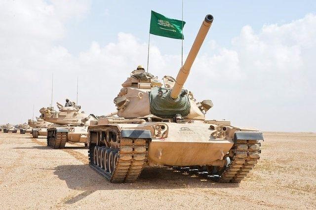 İslam Ordusu'nun tatbikat görüntüleri 2