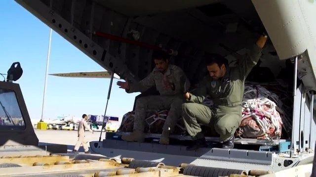 İslam Ordusu'nun tatbikat görüntüleri 24