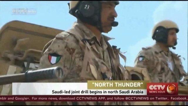 İslam Ordusu'nun tatbikat görüntüleri 30