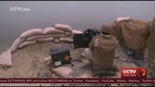 İslam Ordusu'nun tatbikat görüntüleri 31
