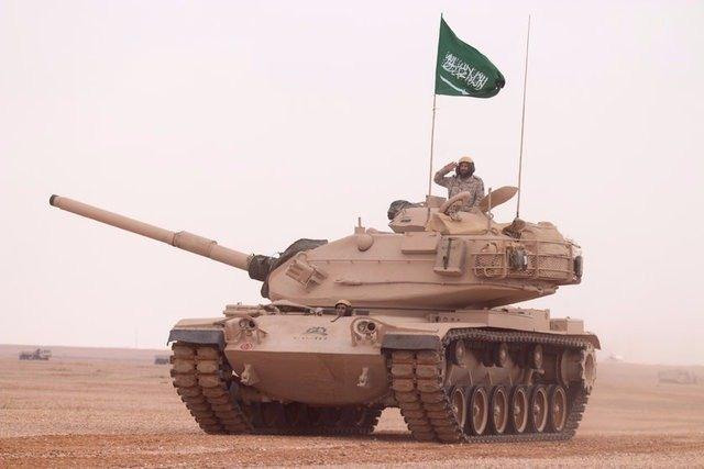 İslam Ordusu'nun tatbikat görüntüleri 4