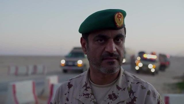İslam Ordusu'nun tatbikat görüntüleri 5