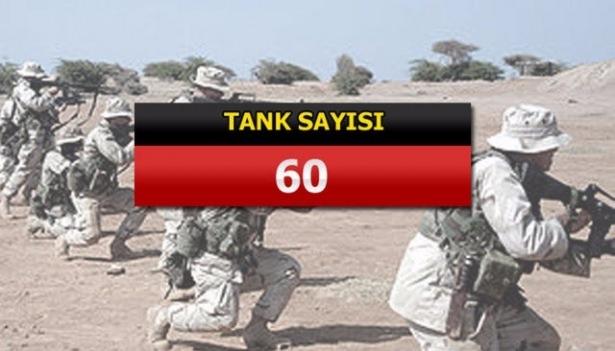 İslam Ordusu'nun tatbikat görüntüleri 64