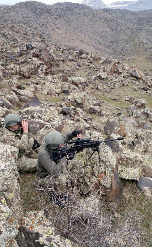 TSK'dan üç ilde terör operasyonu 19