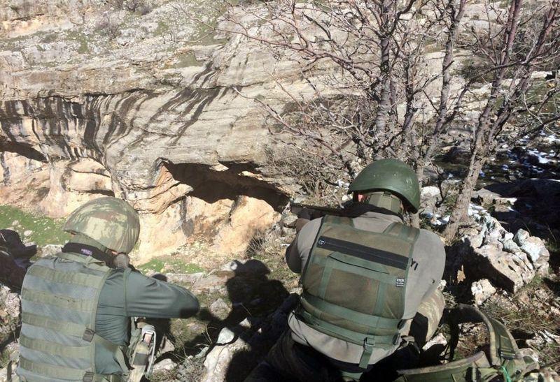TSK'dan üç ilde terör operasyonu 20