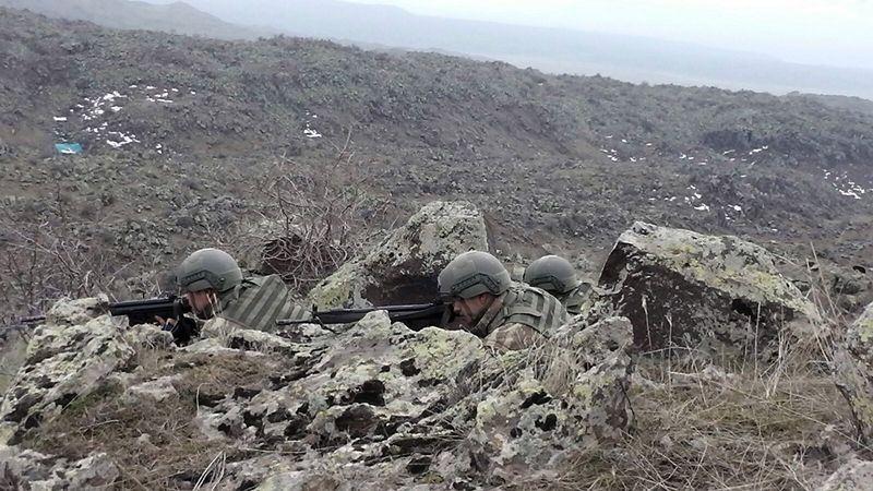TSK'dan üç ilde terör operasyonu 23
