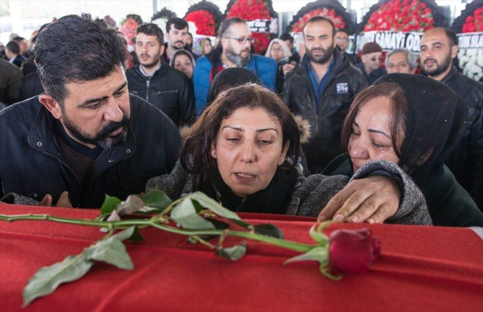 Ankara'da kaybettiklerimize son görev 1