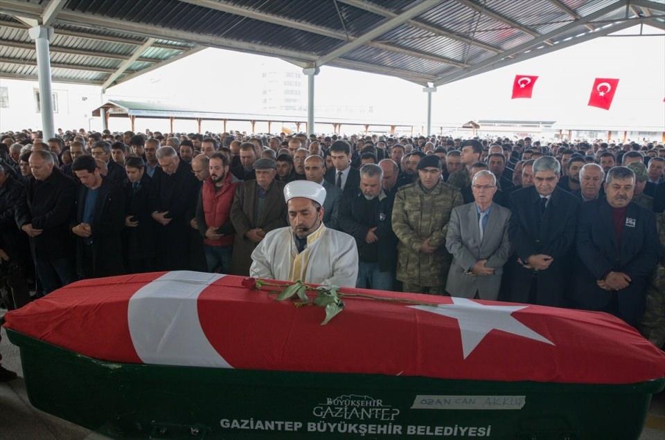 Ankara'da kaybettiklerimize son görev 10