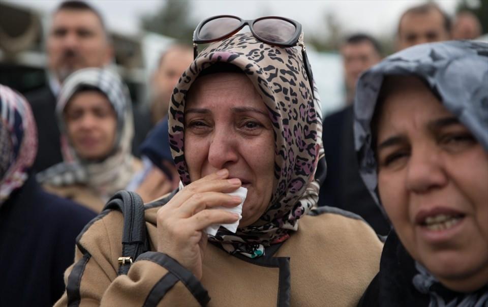 Ankara'da kaybettiklerimize son görev 15