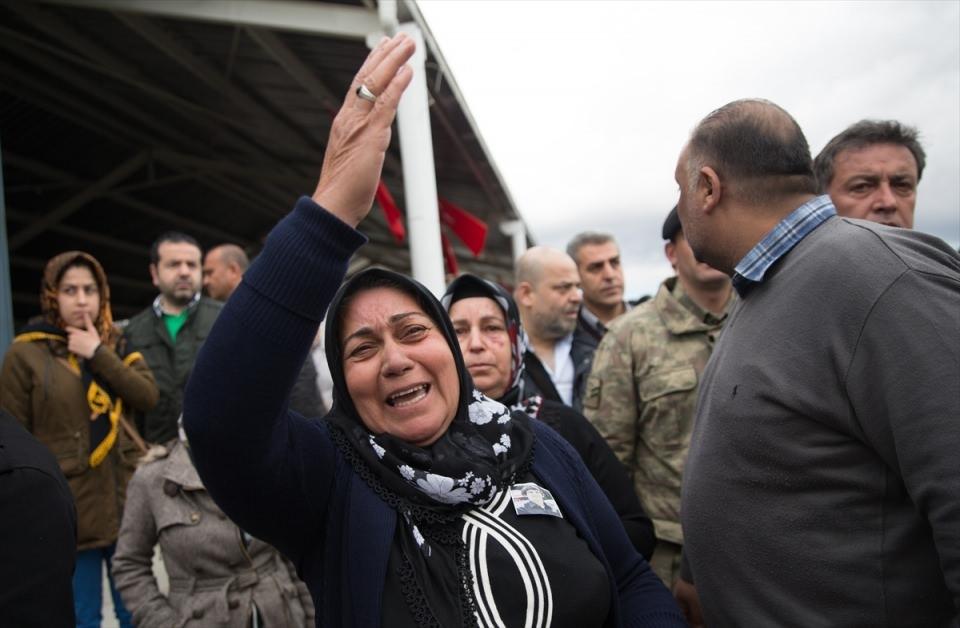 Ankara'da kaybettiklerimize son görev 16