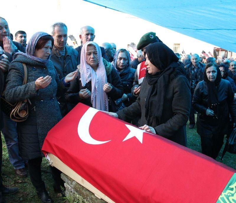 Ankara'da kaybettiklerimize son görev 17