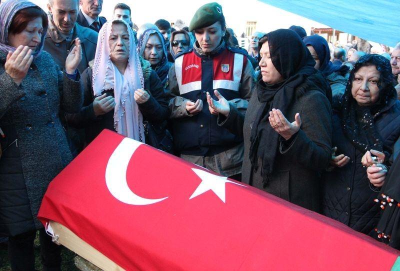 Ankara'da kaybettiklerimize son görev 18