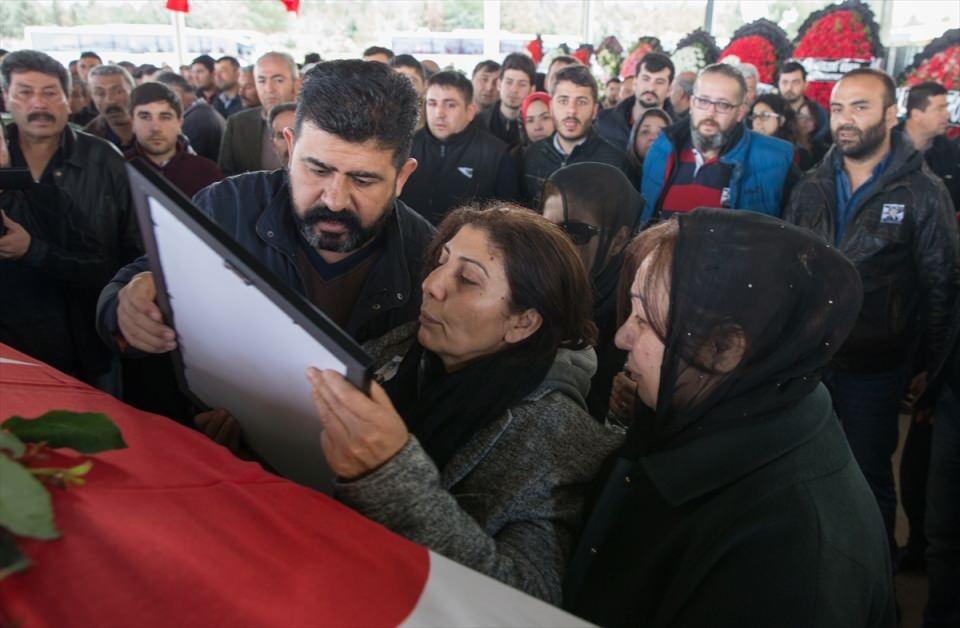 Ankara'da kaybettiklerimize son görev 2