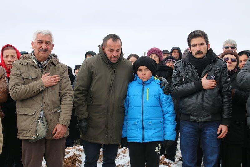 Ankara'da kaybettiklerimize son görev 22