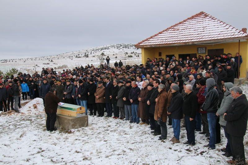 Ankara'da kaybettiklerimize son görev 23