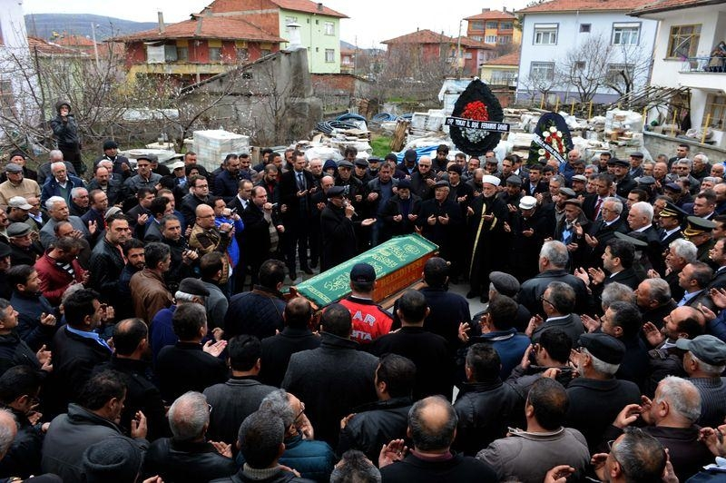 Ankara'da kaybettiklerimize son görev 25