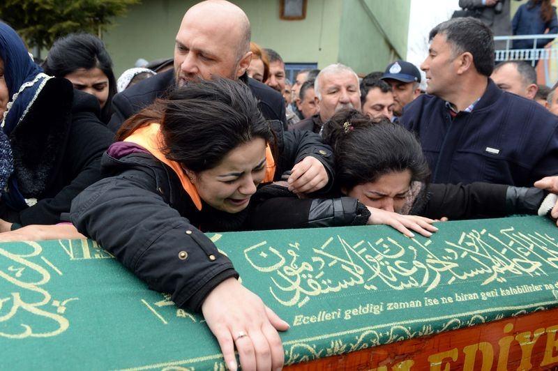 Ankara'da kaybettiklerimize son görev 27