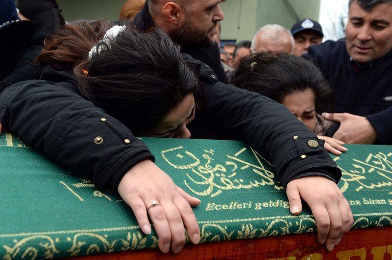 Ankara'da kaybettiklerimize son görev 28