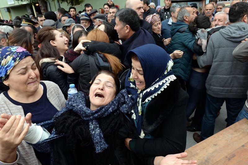 Ankara'da kaybettiklerimize son görev 29