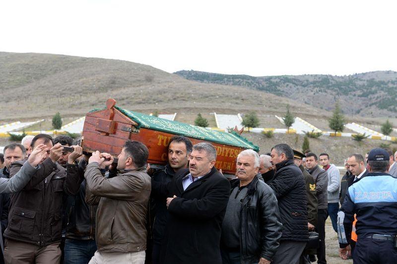 Ankara'da kaybettiklerimize son görev 30