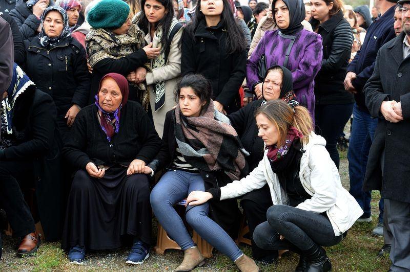 Ankara'da kaybettiklerimize son görev 32