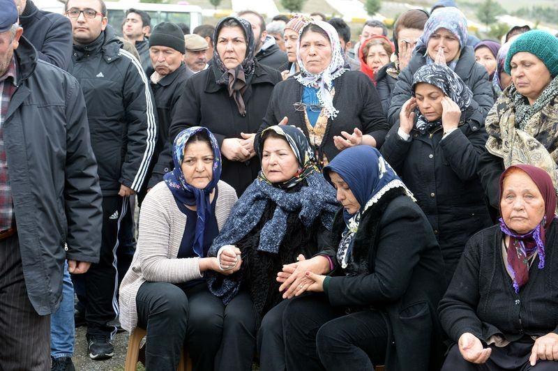 Ankara'da kaybettiklerimize son görev 33