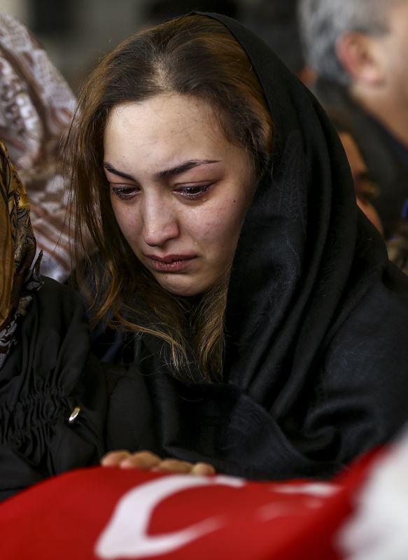 Ankara'da kaybettiklerimize son görev 34